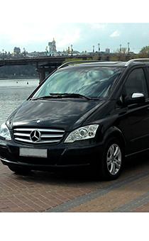 Минивэн такси Новый Свет - Феодосия
