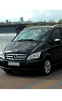 Минивэн такси Новый Свет - Анапа